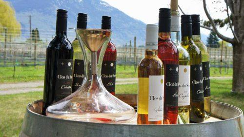 Clos du Soleil Winery south similkameen valley